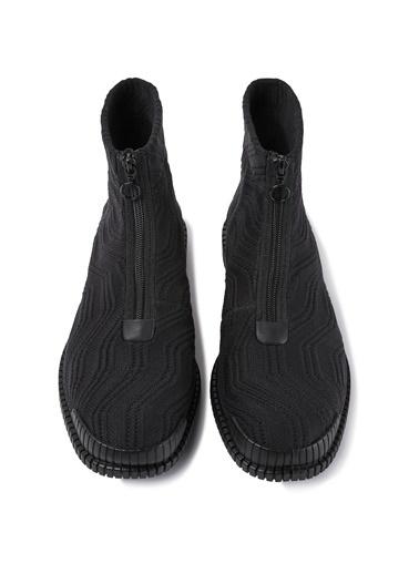 Camper Cardigan Ufo/Pix Negro Siyah